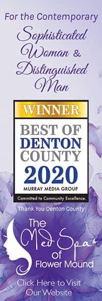The Med Spa of Flower Mound Winner 2020