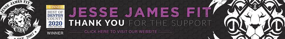 Jesse James Fit Winner 2020